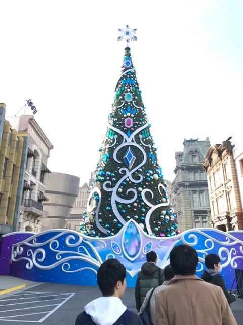 USJでの日向坂46クリスマスライブ
